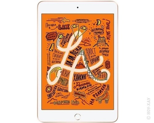 Apple iPad mini (2019) Wi-Fi 64Gb Gold. Изображение 2.