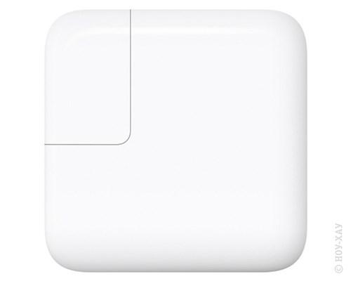 Блок питания cетевой для ноутбука Apple USB-C Power Adapter 29W White