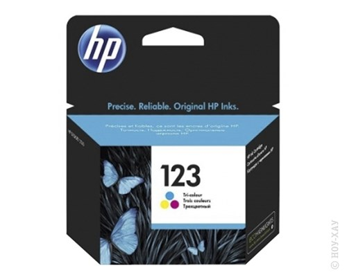 Картридж HP 123 F6V16AE Color