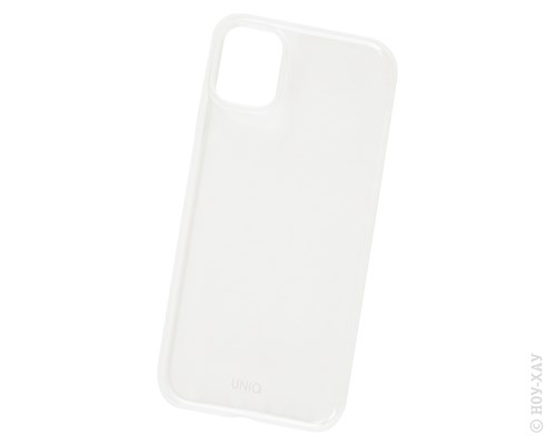 Панель-накладка Uniq Glase Transparent для Apple iPhone 11. Изображение 1.