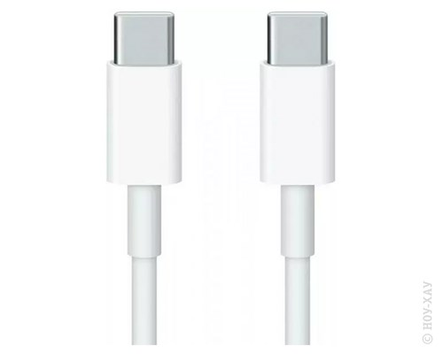 Кабель USB Apple USB-C Charge Cable 2 м White. Изображение 1.