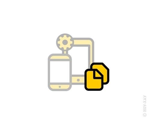 Услуга НОУ-ХАУ Настройка резервного копирования файлов и настроек в облако/на карту памяти