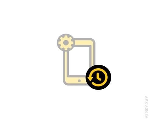 Услуга НОУ-ХАУ Восстановление файлов и настроек устройства из облака/карты памяти