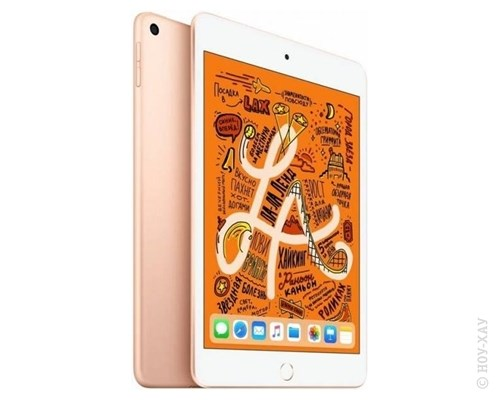 Apple iPad mini (2019) Wi-Fi 64Gb Gold. Изображение 1.