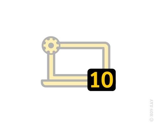 Услуга НОУ-ХАУ Установка и активация ПО на компьютер с ОС Windows за 10 приложений