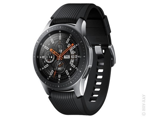 Samsung Galaxy Watch 46mm Silver. Изображение 1.