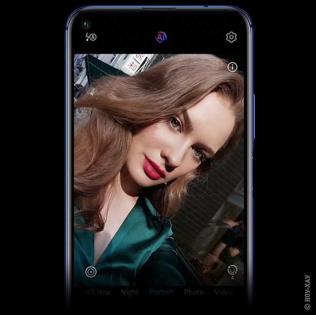 Обзор Honor 20 Pro 256Gb Phantom Blue. Рис.14