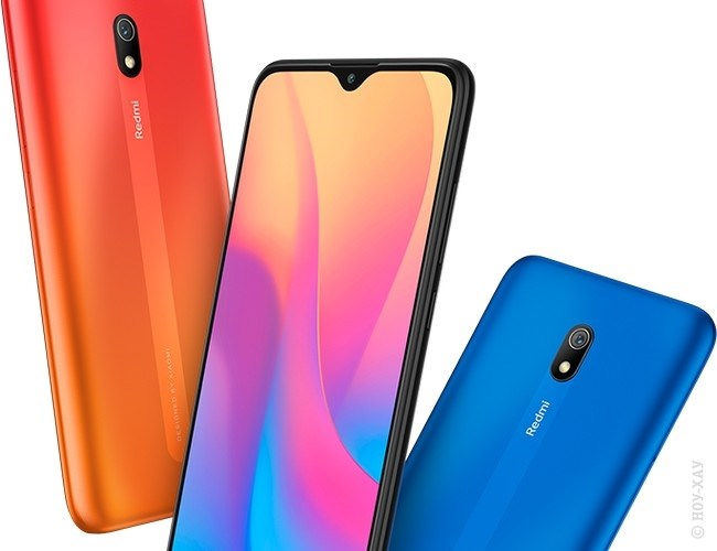 Обзор Xiaomi Redmi 8A 2/32Gb Midnight Black. Рис.24