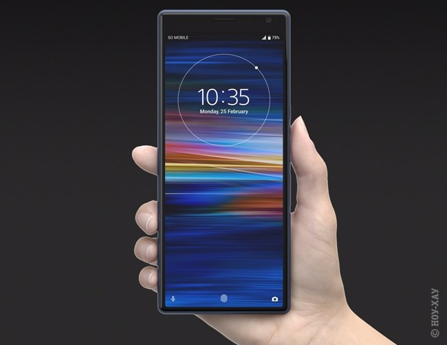 Обзор Sony Xperia 10 Dual I4113 3/64Gb Black. Рис.15