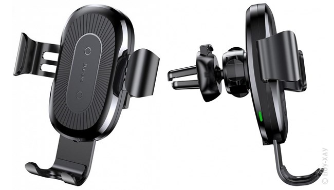 Baseus Wireless Charger Gravity Car Mount WXYL-01