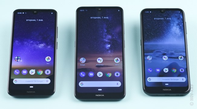 Обзор Nokia 4.2 3/32Gb Black. Рис.9