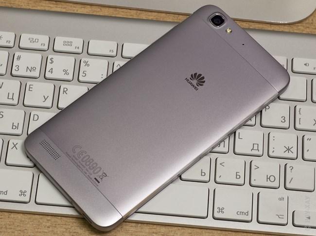 Обзор Huawei GR3. Рис.2
