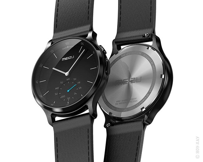 Обзор Meizu MIX Smart Watch. Рис.5