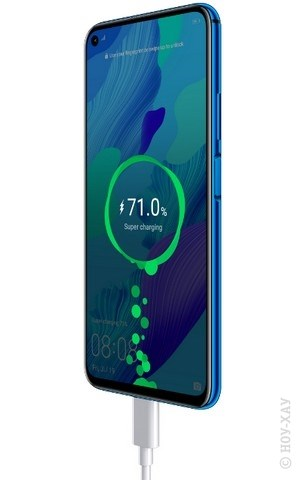 Обзор Huawei Nova 5T 6/128Gb Crush Blue. Рис.14