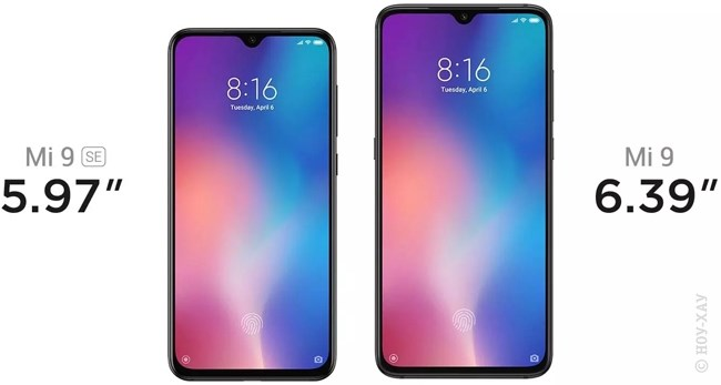 Обзор Xiaomi Mi 9 SE 6/64Gb Piano Black. Рис.4