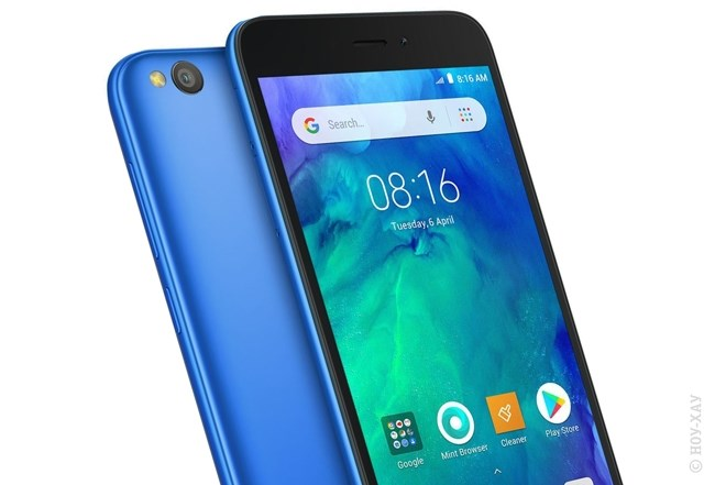 Обзор Xiaomi Redmi Go 16Gb Blue. Рис.5