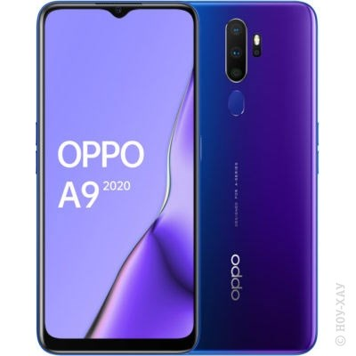 Обзор OPPO A9 2020 4/128Gb Marine Green. Рис.15