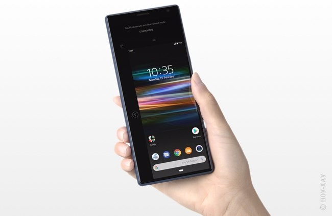 Обзор Sony Xperia 10 Dual I4113 3/64Gb Black. Рис.7