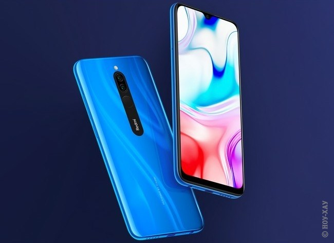 Обзор Xiaomi Redmi 8A 2/32Gb Midnight Black. Рис.25