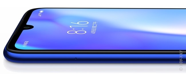 Обзор Xiaomi Redmi Note 7 3/32Gb Red. Рис.11