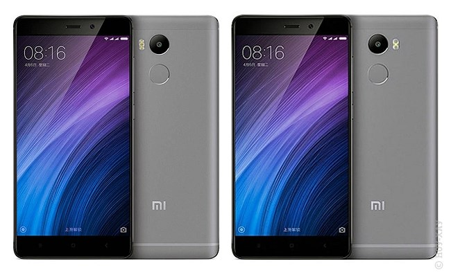 Слева Redmi 4 32Gb (Prime), а справа Redmi 4 16Gb - найдите десять отличий