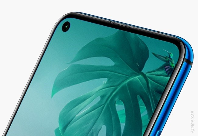 Обзор Huawei Nova 5T 6/128Gb Crush Blue. Рис.4