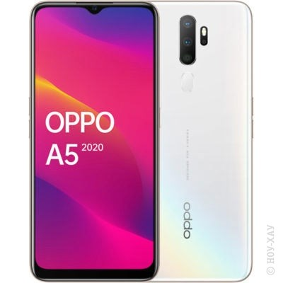 Обзор OPPO A9 2020 4/128Gb Marine Green. Рис.16