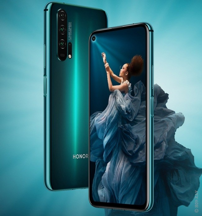 Обзор Honor 20 Pro 256Gb Phantom Blue. Рис.21