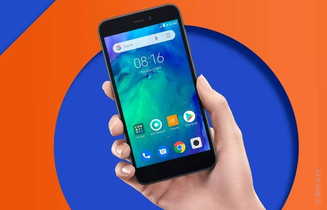 Обзор Xiaomi Redmi Go 16Gb Blue. Рис.3