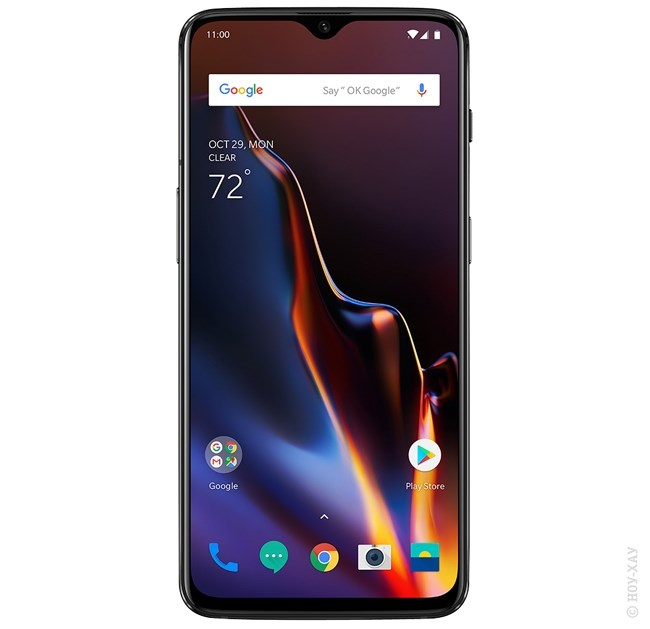 Обзор OnePlus 6T 128Gb Mirror Black. Рис.3
