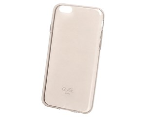 Панель-накладка Uniq Glase Clear Gray для iPhone 6