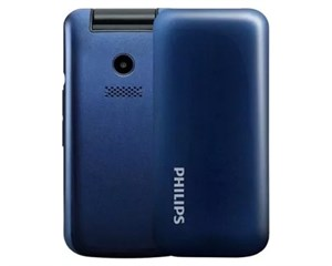 Philips Xenium E255 Blue