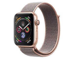 Ремешок W.O.L.T. WT-AWS-SP38 Pink для Apple Watch 38/40mm