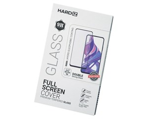 Стекло защитное Hardiz Full Screen Cover Premium Tempered Glass Black Frame для Huawei P smart Z/Honor 9X/9X Pro