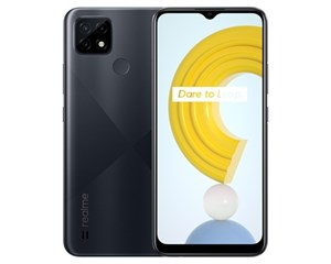 Realme C21 4/64Gb Cross Black