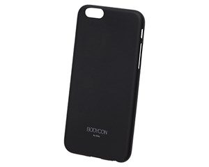 Панель-накладка Uniq Bodycon Black для iPhone 6