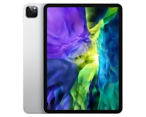 Apple iPad Pro 12.9 Wi-Fi + Cellular (2020) 256Gb Silver