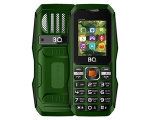 BQ BQ-1842 Tank Mini Dark Green