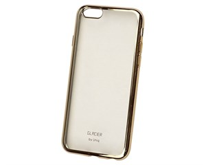 Панель-накладка Uniq Glacier Glitz Gold для Apple iPhone 6/6S