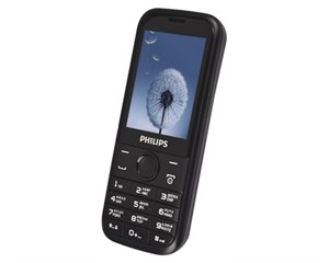 Philips Xenium E160 Black