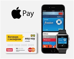 "Инструкция по привязке карты ""Ноу-Хау"" к Apple Pay"