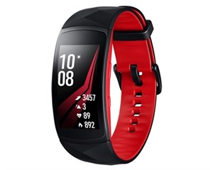 Samsung Gear Fit2 Pro Black/Red Size S