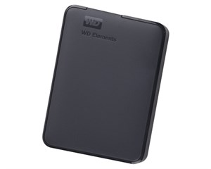 Жесткий диск Western Digital Elements Portable 1Tb Black