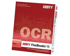 Обзор программ ABBYY FineReader версий 9.0 Home Edition и 10 Professional Edition
