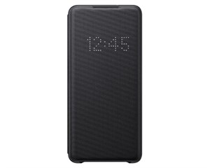 Чехол с дисплеем Samsung Smart LED View Cover Black для Samsung Galaxy S20