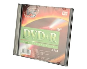 Диск VS DVD+R 4,7Gb 16x Premium