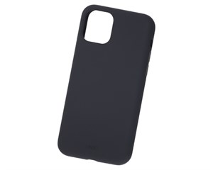 Панель-накладка Uniq Lino Black для Apple iPhone 11 Pro