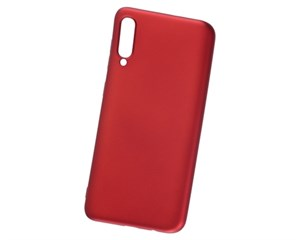 Панель-накладка NewLevel Rubber TPU Hard Red для Samsung Galaxy A50 (2019)