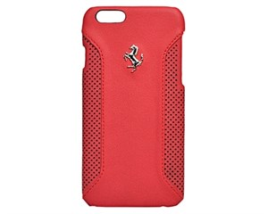 Чехол Ferrari F12 Booktype Red для Apple iPhone 6/6s Plus FEF12HCP6LRE
