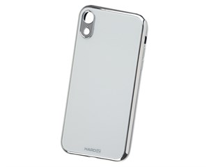 Панель-накладка Hardiz Glass Case White для Apple iPhone XR